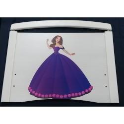Personnalisation avec Sticker Princesse