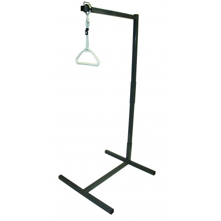 Standing lifting pole